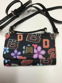 CLEARANCE ***BRAND NEW***AUTHENTIC Dooney & Bourke Small Mimi Crossbody***