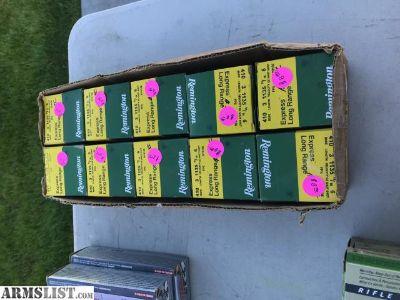 For Sale: 410 Bore Ammo