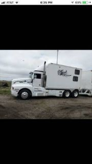 1991 KW TOTER HOME AND TRAILER