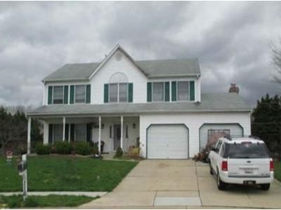 4 Bed 2.5 Bath Foreclosure Property in Havre De Grace, MD 21078 - Susquehanna Ct