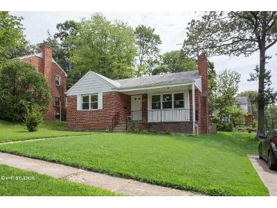 2 Bed 1 Bath Foreclosure Property in Hyattsville, MD 20785 - Tremont Ave