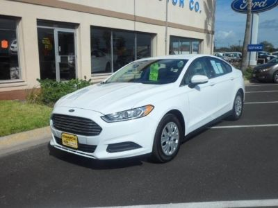 $17,995, 2014 Ford Fusion S