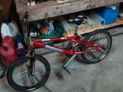 $200 Haro Zippo BMX bike