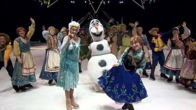 Disney On Ice Presents Frozen Tickets - Tixtm.com