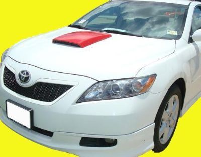Sell 07-11 Toyota Camry Hood Scoop w/ ABS Plastic Grill NEW motorcycle in Grand Prairie, Texas, US, for US $99.99