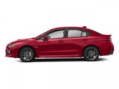 2018 Subaru WRX Premium (Pure Red)