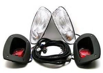 Buy EZ Go golf cart full OEM high quality Light kit for RXV 2/2009 newer,econ. kit motorcycle in Rohnert Park, California, United States, for US $299.99