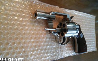 """For Sale: Colt Lawman MK III 2"""" Nickel .357 Magnum with Box .. FFL Shipping Available"""