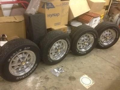 Buy 1967 4 Shelby original Aluminum Ten Spoke 15x7 Wheel and Lug Nuts - motorcycle in Bradford, Pennsylvania, US, for US $7,800.00