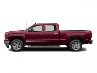 2014 Chevrolet Silverado 1500 High Country (Deep Ruby Metallic)