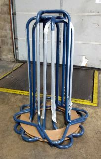 Tubular Steel Wire Carriers Metal Tubing for Welding / Fabrication