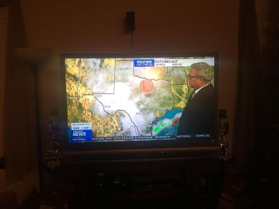 Sony 55 inch projection TV.