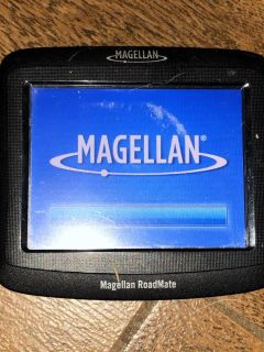 MAGELLAN RoadMate 1200 3.5 Touchscreen Auto GPS Car/Pocket Navigation System ~ Works Great!