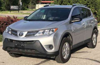 Used 2015 Toyota RAV4 for sale