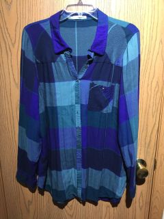 Maurice s button down top