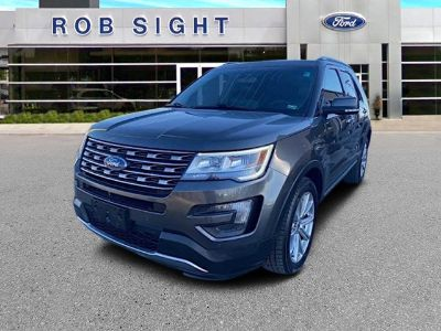 2016 Ford Explorer Limited (Magnetic Metallic)