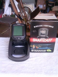 Smart Cast Fish Finder complete, never used.