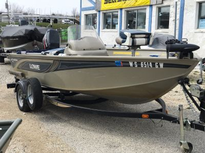 2005 Lowe Fishing Machine FM165S Bass Boats Edgerton, WI