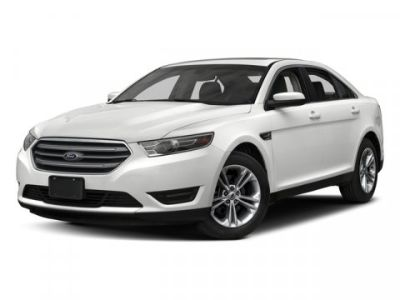2017 Ford Taurus SEL (BLACK)