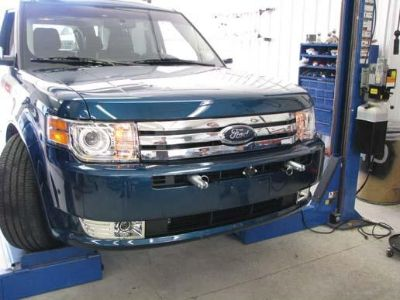 Buy Blue Ox BX2621 Base Plate for Ford Flex with Ecoboost 10-11 Camper Trailer RV motorcycle in Azusa, California, US, for US $379.99