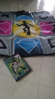 PlayStation 2 Dance Dance Revolution Extreme game and dance pad