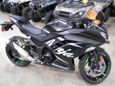 2017 Kawasaki Ninja 300 ABS Winter Test Edition Sport Motorcycles Belvidere, IL