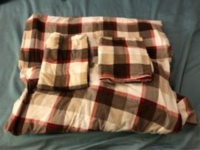 Full flannel sheets