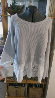 Plus size 22/24w 1pc sweater by cato