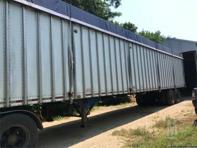 1992 IMCO 8 Live Bottom Trailer For Sale in South Berwick, Maine 03908