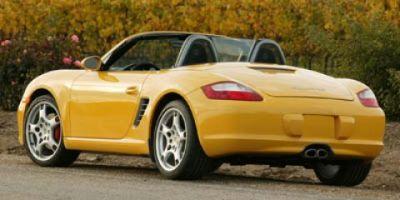 2006 Porsche Boxster S (Silver)