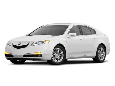 2010 Acura TL w/ Technology Package (Black)