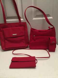 Red Purses (various price)
