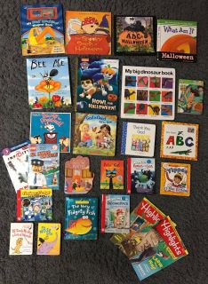 Lot of great kid books
