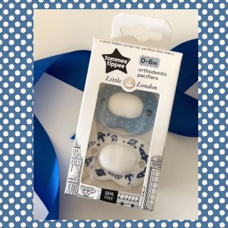 New Tommee Tippee Little London Pacifiers