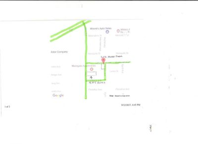 4.47 Acres - Land for Sale - Airport Blocks