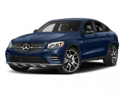 2018 Mercedes-Benz GLC AMG GLC 43 (designo Diamond White Metallic)