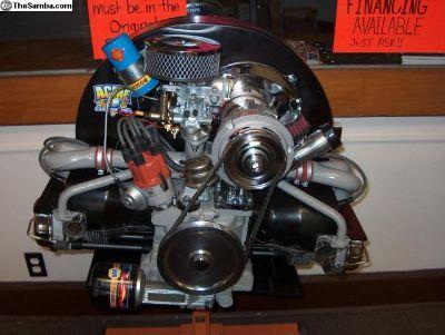 air cooled engines, built & rebuilt