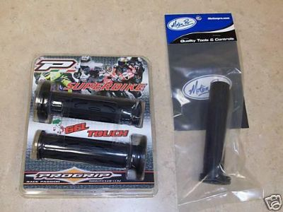 Purchase HONDA VRF800 VFR 800 INTERCEPTOR NEW MP THROTTLE TUBE + PRO GRIP GRIPS 1998-2007 motorcycle in Ellington, Connecticut, US, for US $22.90