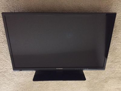 27 inch television