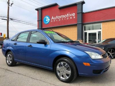 2005 Ford Focus ZX4 SE 4dr Sedan