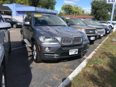 2008 BMW X5 4.8i (Gray)