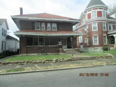 1 Bed 3.5 Bath Foreclosure Property in Vincennes, IN 47591 - Buntin St