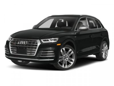 2018 Audi SQ5 Prestige (Monsoon Gray Metallic)