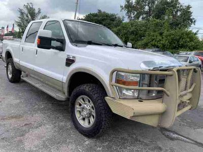 Used 2009 Ford F250 Super Duty Crew Cab for sale