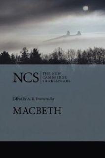 $5 Macbeth: The New Cambridge Shakespeare Edition