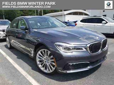 Used 2016 BMW 7 Series 4dr Sdn AWD