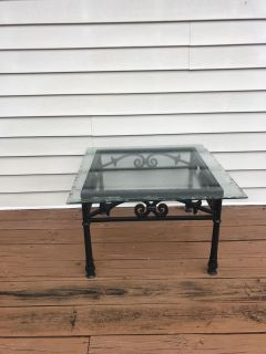 Out door side table
