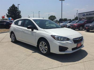 2018 Subaru Impreza 2.0i (Crystal White Pearl)
