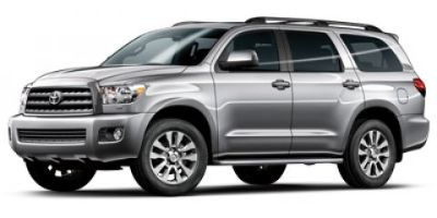 2013 Toyota Sequoia Limited (BLACK)