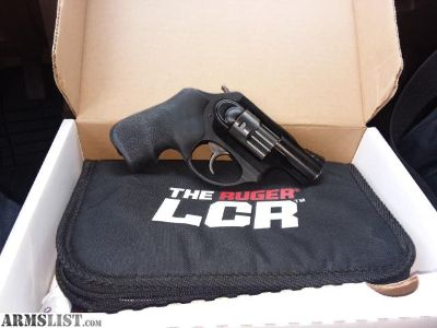 For Sale: Lnib ruger lcrx 38speical